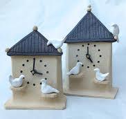 Dovecote Clock